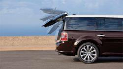 FORD FLEX LIMITED brown