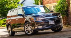 FORD FLEX LIMITED engine