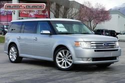 FORD FLEX LIMITED silver