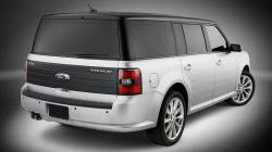 FORD FLEX white