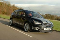 FORD FOCUS ST black