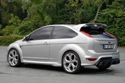 FORD FOCUS ST silver