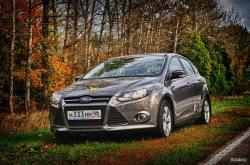 FORD FOCUS brown