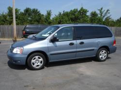 FORD FREESTAR blue