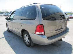 FORD FREESTAR brown