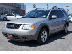 FORD FREESTYLE brown