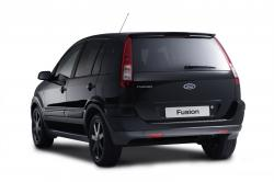 FORD FUSION black