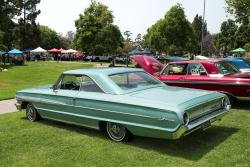 FORD GALAXIE 500 green