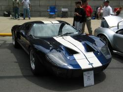 FORD GT 40 blue