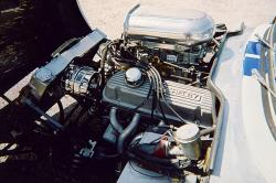 FORD GT 40 engine