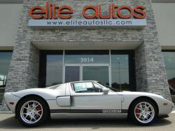 FORD GT 5.4 silver