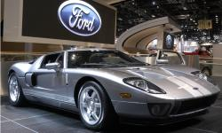 FORD GT 5.4 white