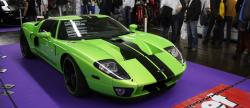 FORD GT green