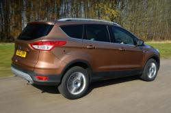 FORD KUGA brown