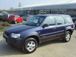 FORD MAVERICK 4X4 blue