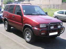 FORD MAVERICK 4X4 engine