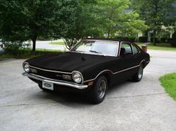 FORD MAVERICK black