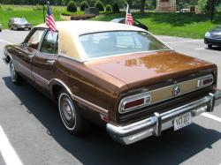 FORD MAVERICK brown