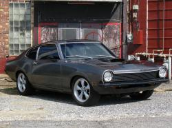 FORD MAVERICK silver
