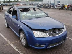 FORD MONDEO blue