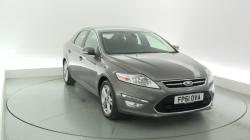 FORD MONDEO brown