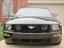 FORD MUSTANG brown