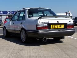 FORD ORION 1.6I silver