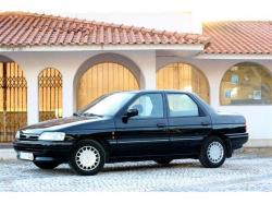 FORD ORION black