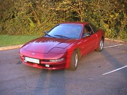 FORD PROBE 16V brown