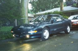 FORD PROBE green