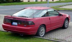 FORD PROBE red