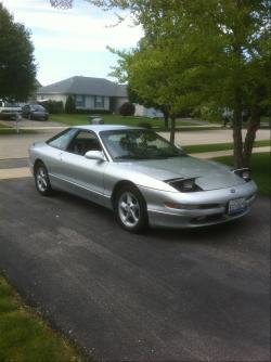FORD PROBE silver