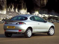 FORD PUMA 1.4 brown