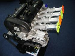 FORD PUMA 1.4 engine