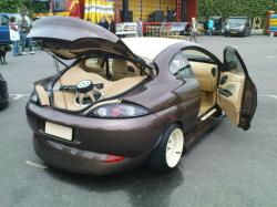 FORD PUMA brown