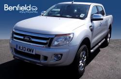 FORD RANGER 2.2 brown