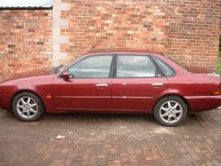 FORD SCORPIO 2.3 brown