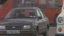FORD SIERRA brown