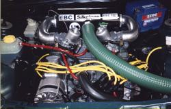 FORD SIERRA engine