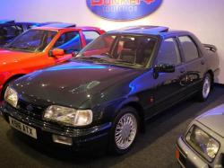 FORD SIERRA green