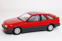 FORD SIERRA red