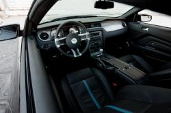 FORD THINK interior