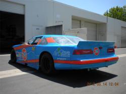FORD THUNDERBIRD CAR blue