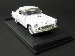 FORD THUNDERBIRD CAR white