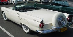 FORD THUNDERBIRD white