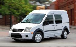 FORD TRANSIT CONNECT black
