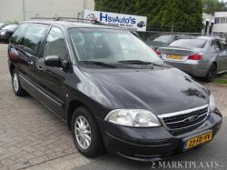 FORD WINDSTAR 3.8 black