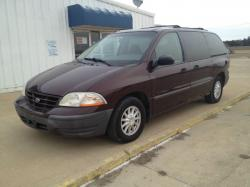 FORD WINDSTAR 3.8 brown