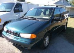FORD WINDSTAR 3.8 green