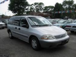 FORD WINDSTAR 3.8 interior
